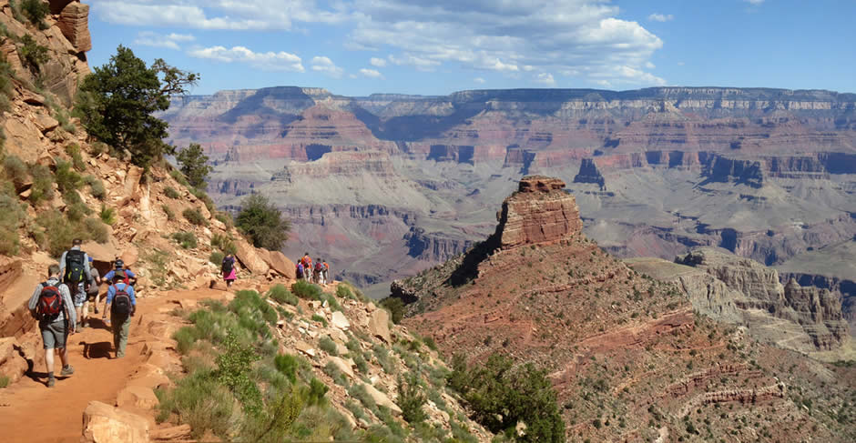 Grand Canyon parc national usa